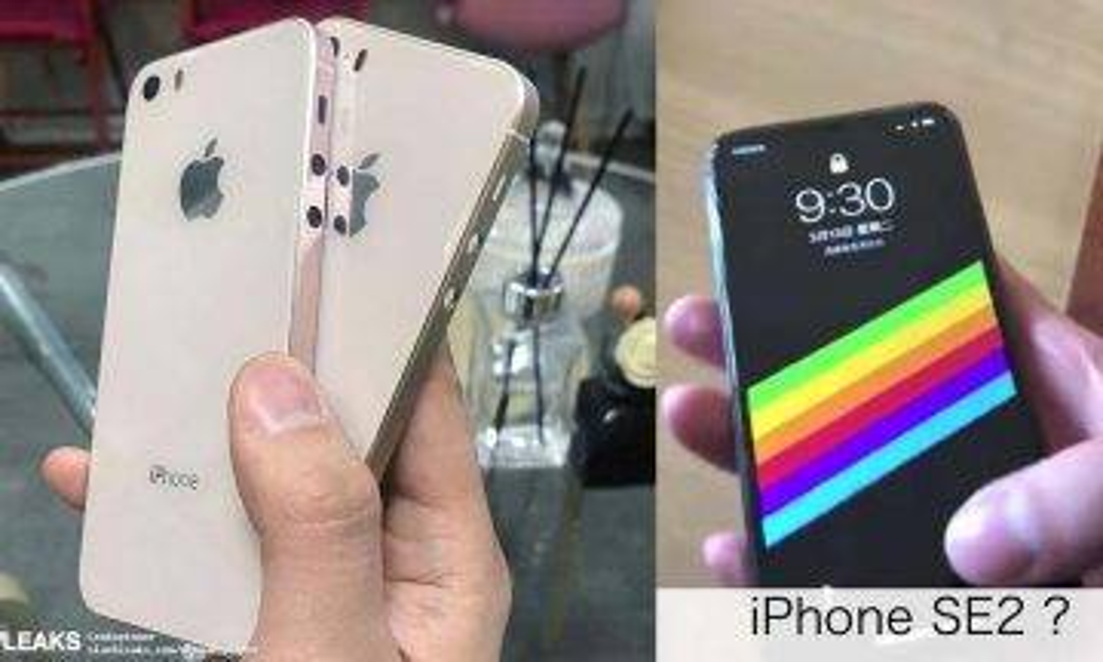 【細機控福音】疑似iPhone SE 2實物曝光  手機將支援無線充電?