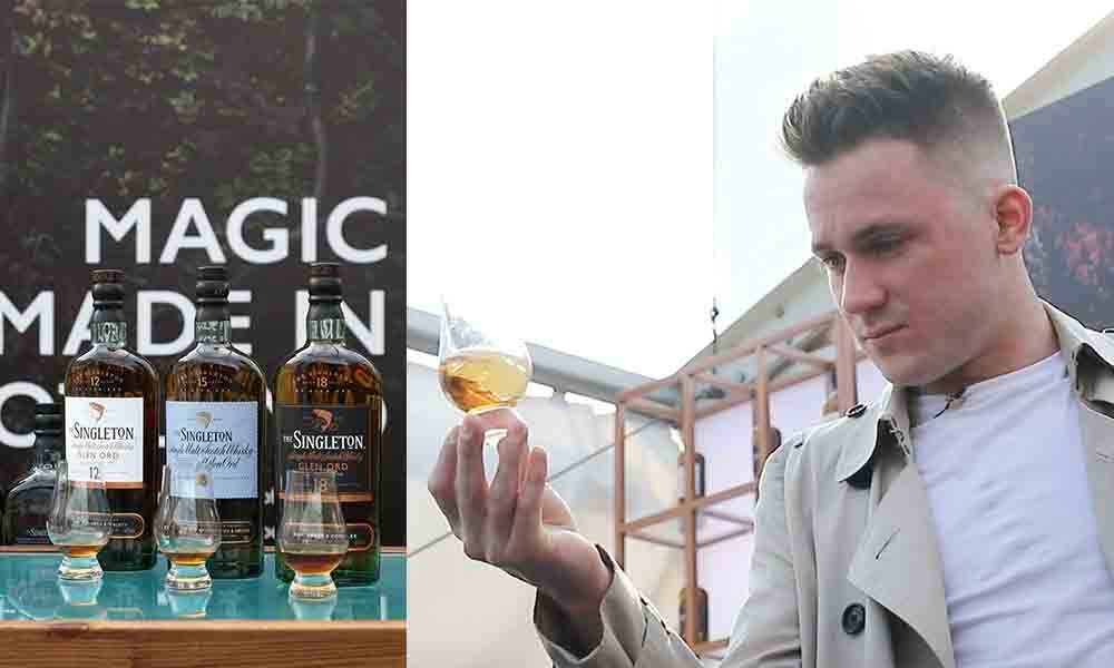 $200有找飲3款威士忌!Taste of Hong Kong 2018飲The Singleton