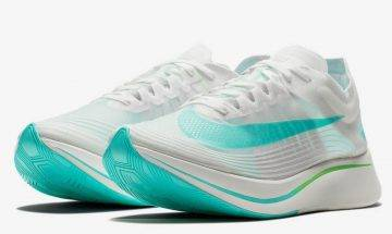 夏日入手 Nike Zoom Fly SP 清涼薄荷綠