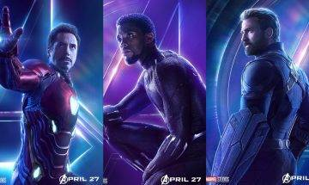 22張《Avengers: Infinity War》海報 一次過睇晒Iron Spider等全部角色!