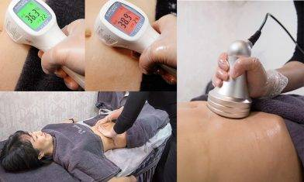 一招改善經痛、經期失調!記者直擊暖宮護理療程