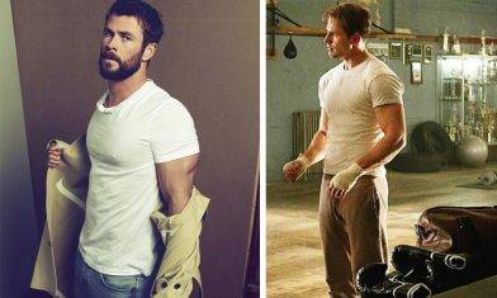 5位Marvel英雄操肌大法  雷神與星爵的英雄body是這樣煉成的!