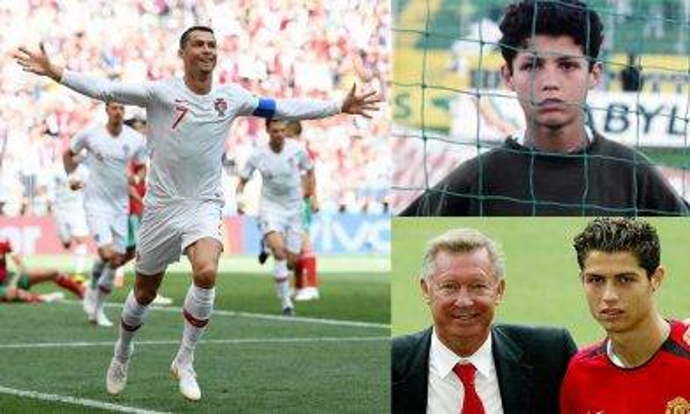 【2018世界盃 英雄人物】15年前士砵亭一戰成名  C朗的球王進化之路