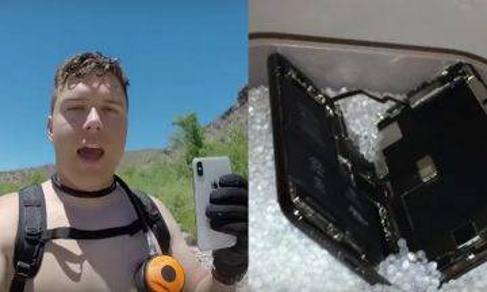 iPhoneX水底浸2星期都救得返?2個簡單步驟拯救濕水iPhone