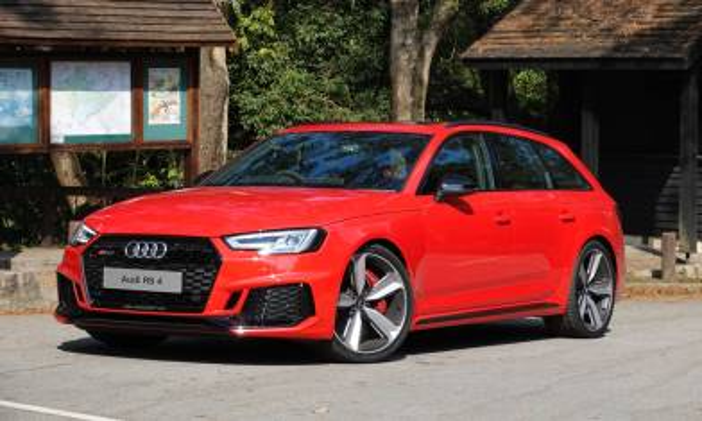 Audi RS 4 Avant第四代登場 歐洲高性能勁「旅」!