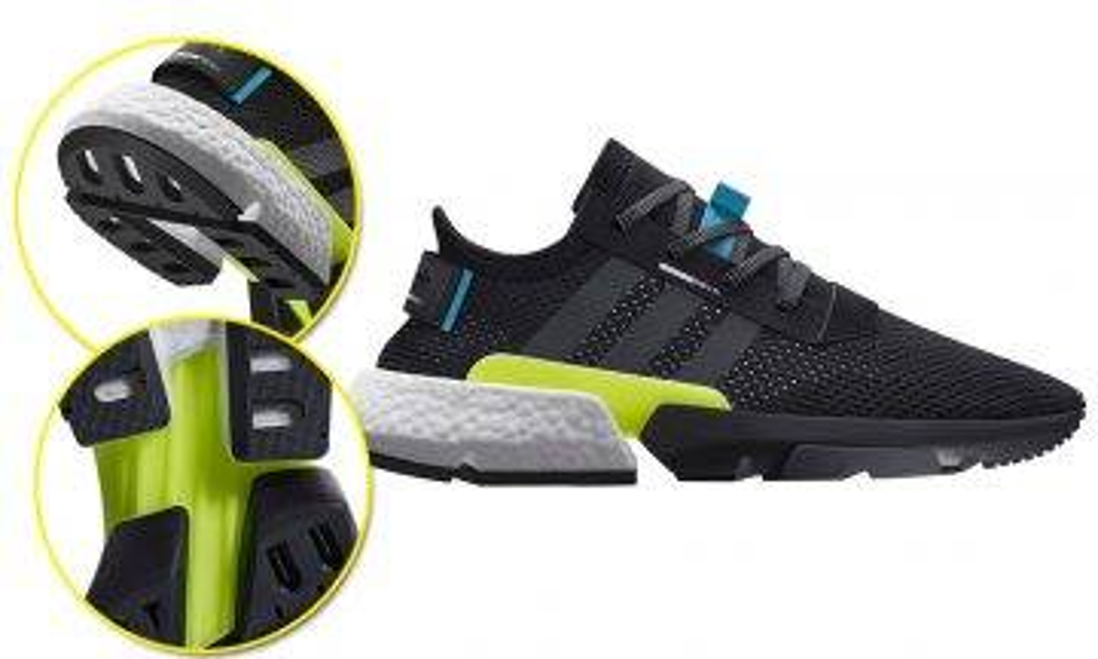 adidas推出全新P.O.D. System鞋款 6月16日香港正式上架!
