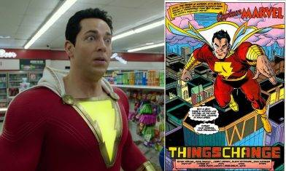 【DC電影】真‧Captain Marvel!沙贊3件你要知道的事