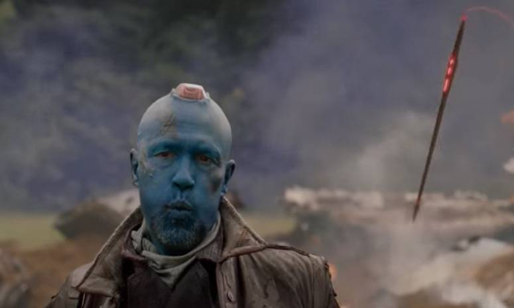 (圖片來源:Guardians of the Galaxy 2劇照)