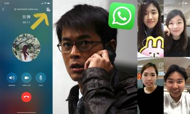 記者實測!WhatsApp推出群組語音通話+視像通話功能