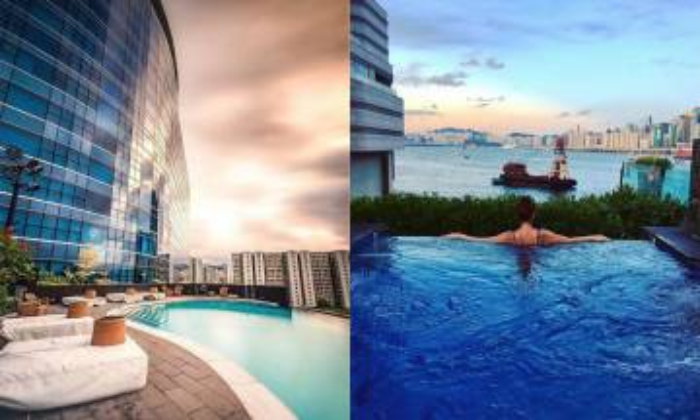 【TGIF泳池】夏日炎炎去邊好?香港10間Infinity Pool酒店推介