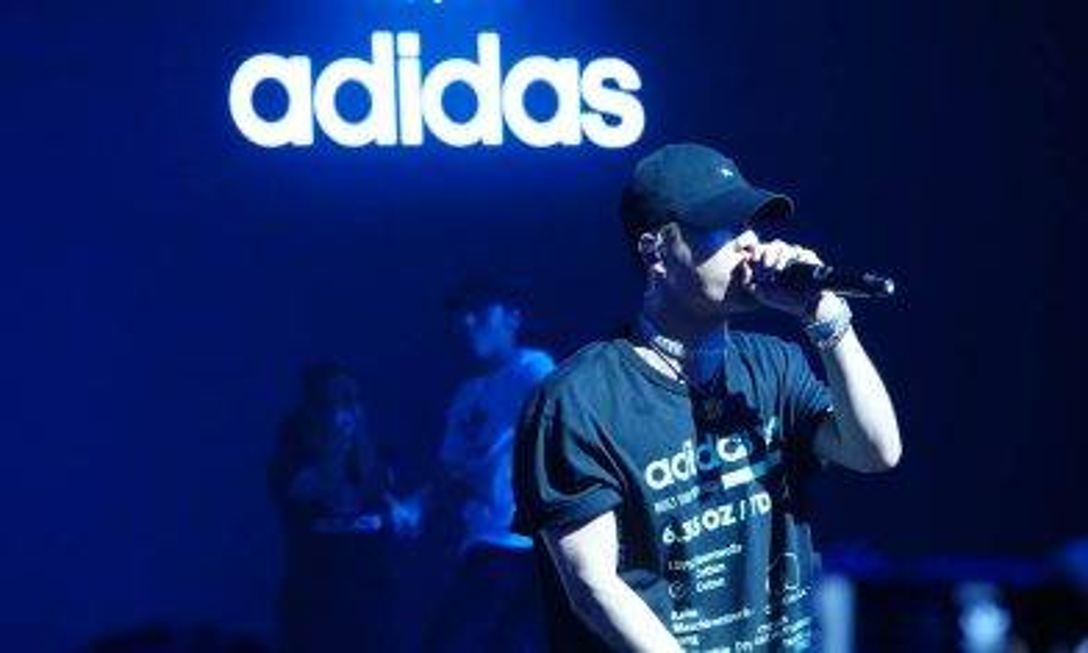 adidas Originals上海夏日原創派對 Jackson Wang王嘉爾神祕現身