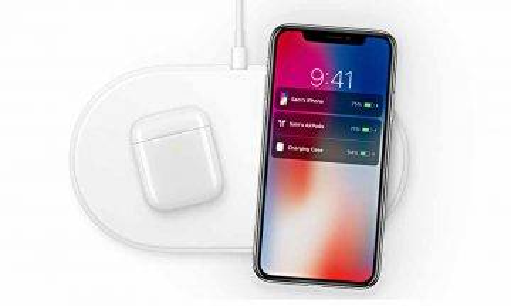傳3款新iPhone全面支援無線充電 9月將推出AirPower!