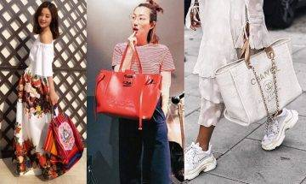 2018年25款Oversized Tote Bags推介!易襯兼容量夠大 上班外出都方便!