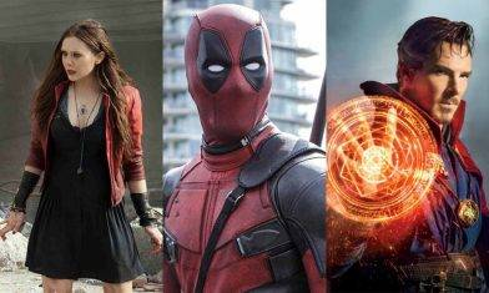 盤點Marvel 5大設定過於強大的超級英雄! 死侍被炸成碎片都能夠自癒?