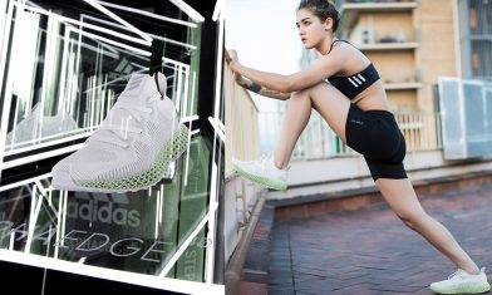 adidas全新Alphaedge 4D跑鞋率先睇 舒服過Ultraboost?