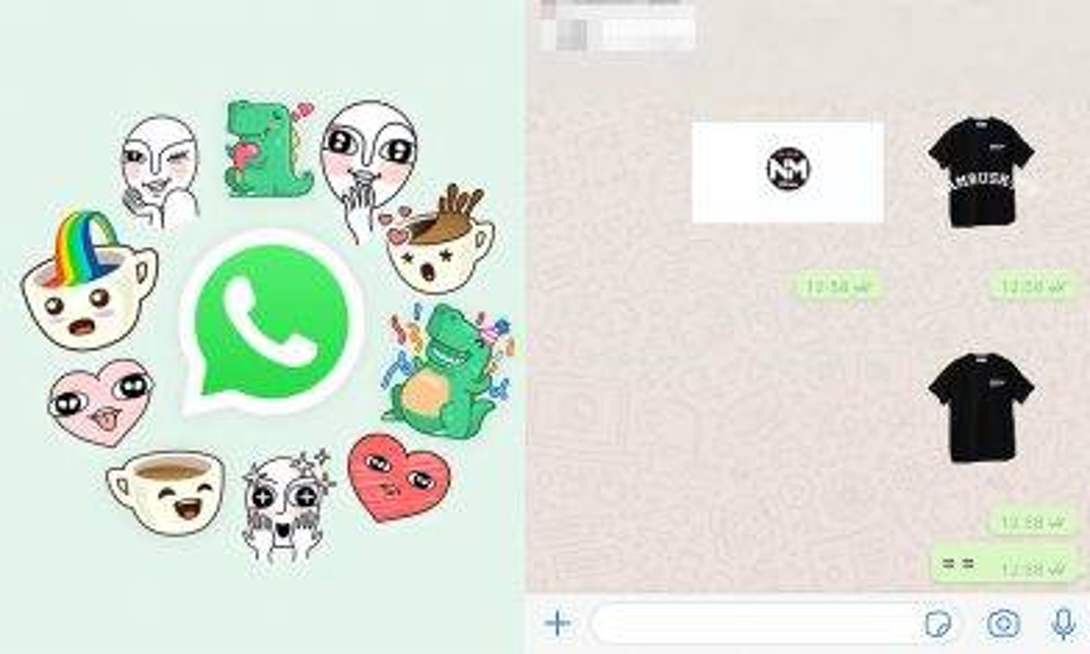 iPhone自製WhatsApp Stickers教學 快啲同朋友試吓啦!