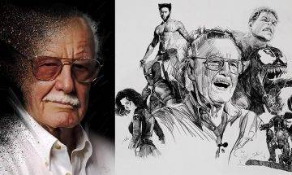 Marvel之父逝世 網友發紀念圖向Stan Lee致敬