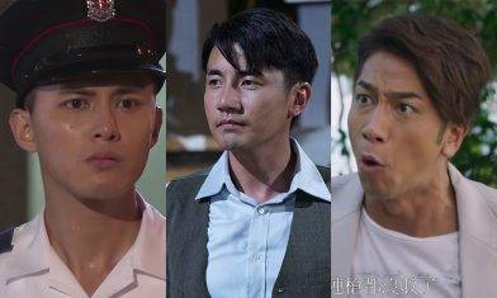 2018 TVB 3大衝動男星回顧 你哋冷靜啲好唔好呀!