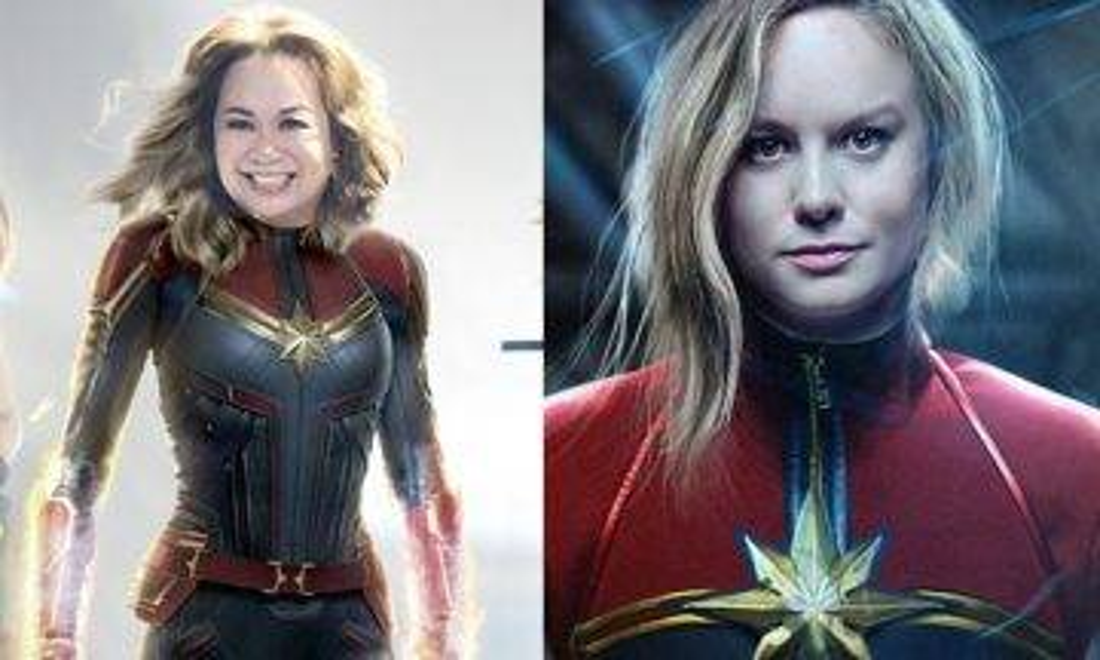《Marvel隊長》同杜麗莎撞樣?! 盤點8位與外國明星撞樣嘅港星|新蚊娛樂|