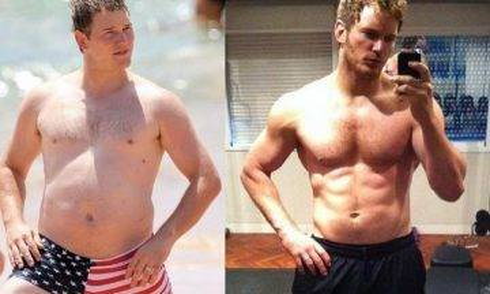Star Lord下決心擺脫大肚腩 鼓勵粉絲一齊做減肥瘦身!