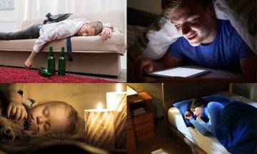 瞓前睇手機最易失眠?!7大瞓前注意事項助你解決失眠!|新蚊生活百科|