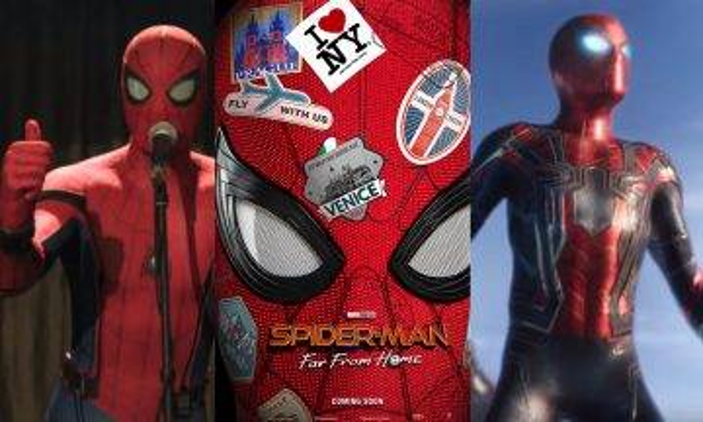【新蚊娛樂】《蜘蛛俠:決戰千里》預告與《Avengers: Endgame》的5個關聯