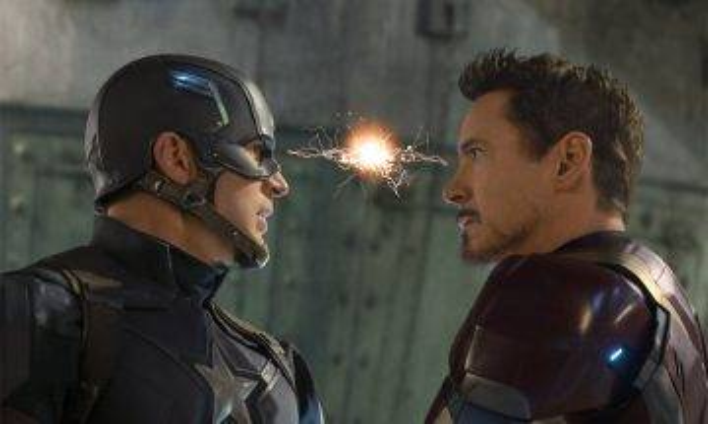 【新蚊娛樂】Robert Downey Jr.回應「白雪公主配搭」  表示「王子」就是Chris Evan?!