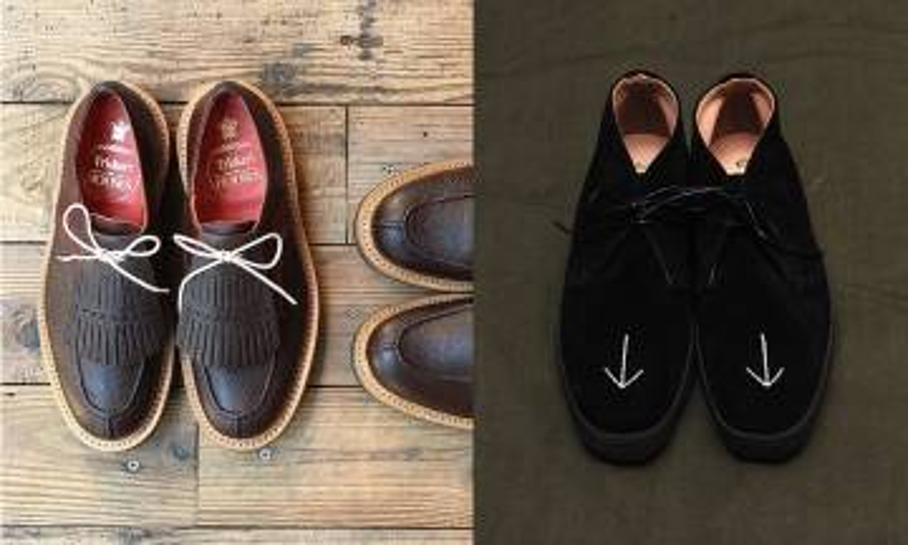 3大皮鞋品牌推介 每對都可穿十年八載