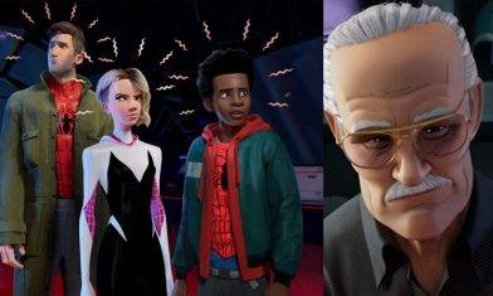【新蚊娛樂】奧斯卡向Stan Lee高度致敬 賀《蜘蛛俠:跳入蜘蛛宇宙》殺出重圍勇奪最佳動畫!