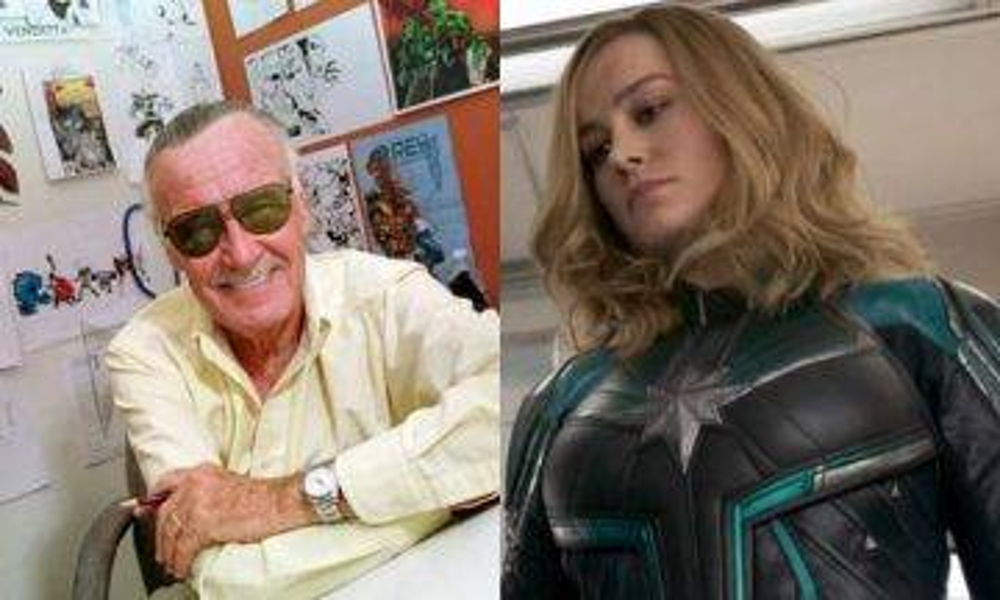 《Marvel隊長》(Captain Marvel)暗藏多個悼念「漫威之父」Stan Lee的神細節|新蚊娛樂|