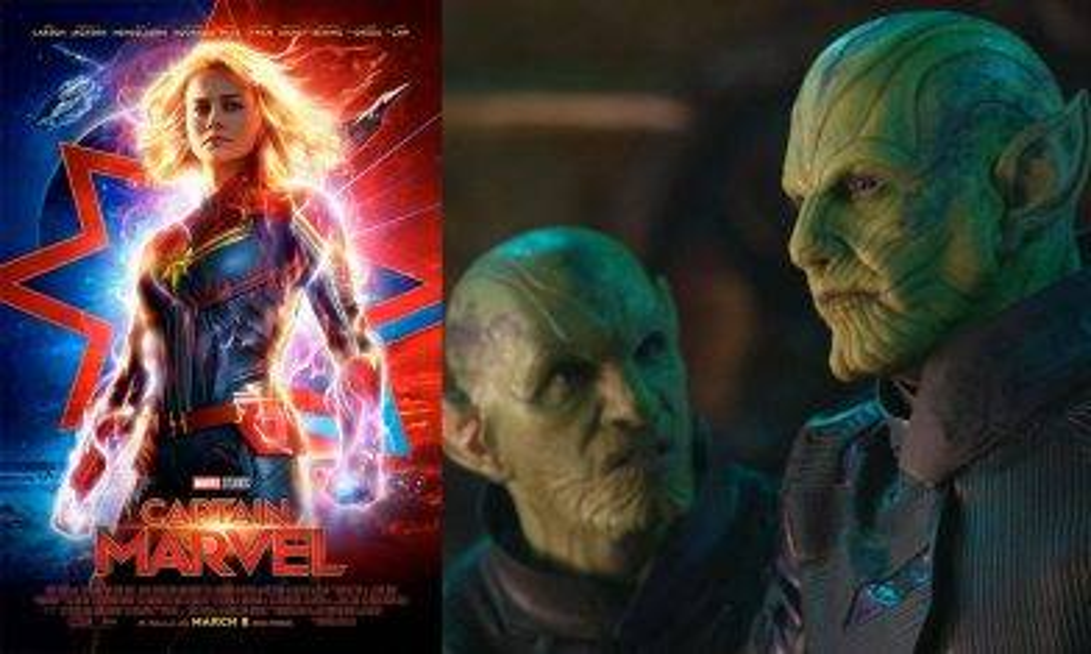 Marvel隊長真結局曝光 剪接師:Captain Marvel原版結局都唔知做乜!|新蚊娛樂|