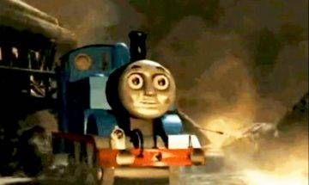 Thomas小火車的黑暗故事  Peep Peep!我要你比死更難受!|新蚊娛樂