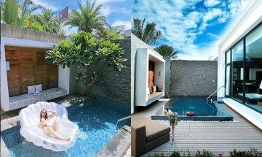 【超抵住台南酒店】$259/位 住峇里度假風台南Villa 平歎私人泳池