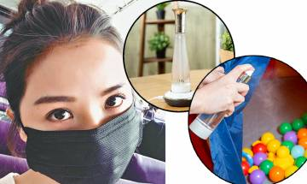 預防麻疹、流感必備家居小法寶!編輯實測 日本天然殺菌消毒水製造器