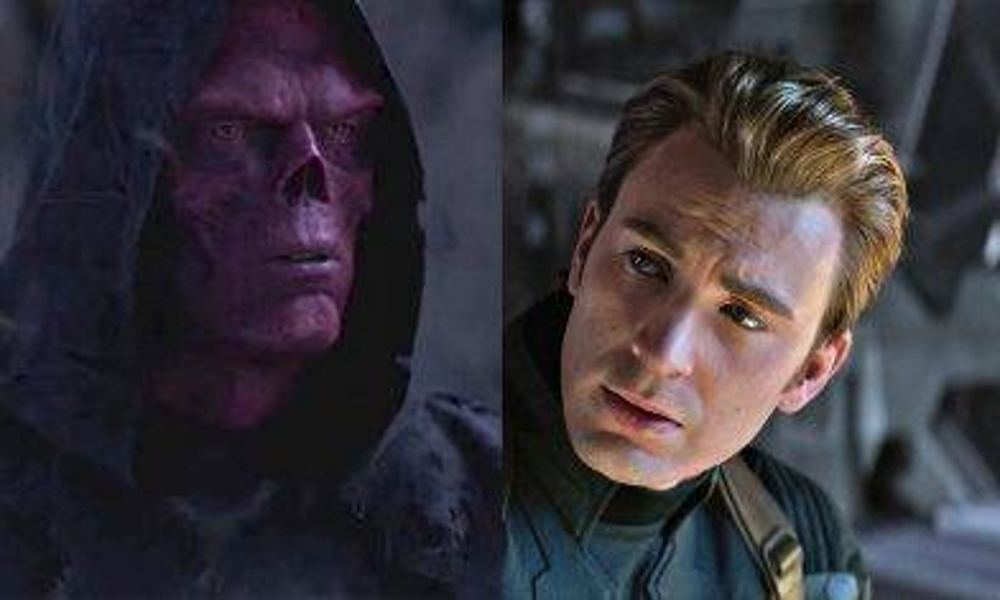 《復仇者聯盟4》導演親自解答美國隊長與紅骷髏見面後到底發生什麼事|新蚊娛樂|