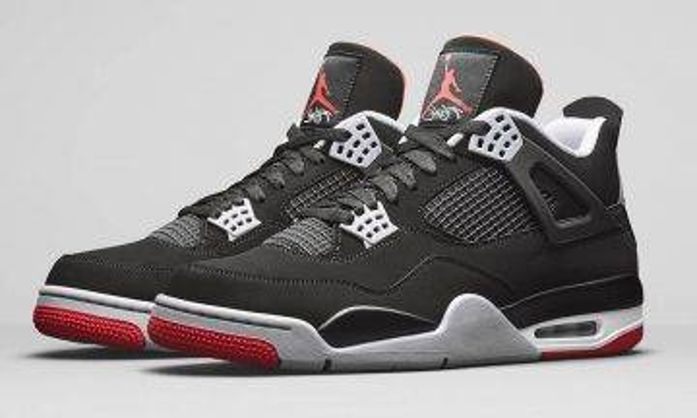 等足7年 經典回歸!Air Jordan 4 Bred 黑紅配色 明早9點上架!