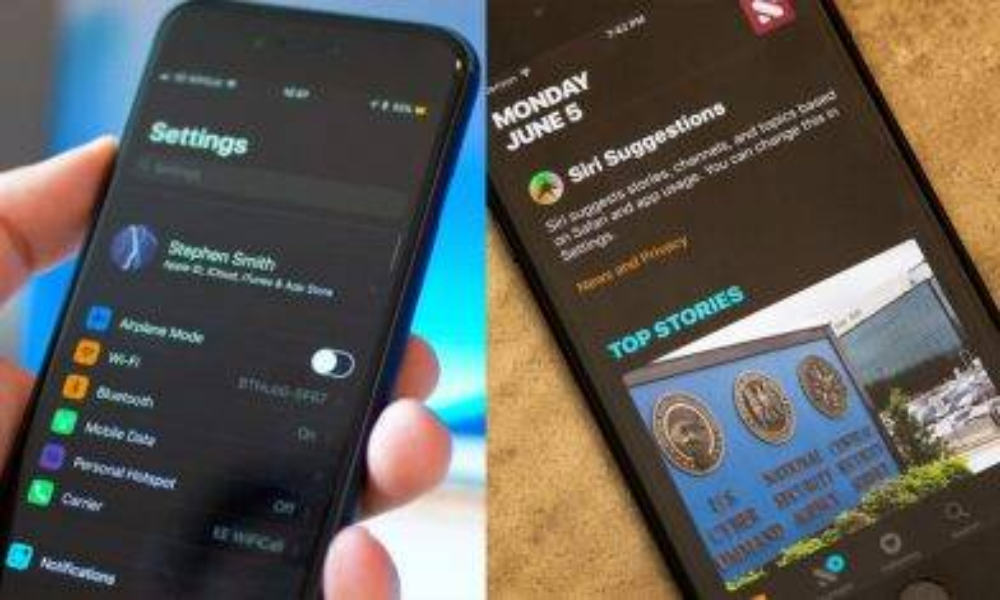 iPhone「Dark Mode」最新諜照公開 型到七彩|新蚊Gadgets|