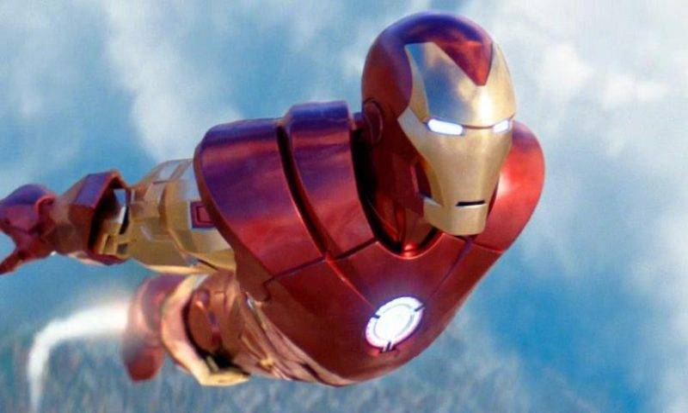 Marvel's Iron Man VR, ps4, 試玩