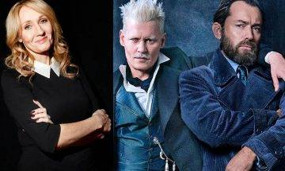 《怪獸3》2021年上映! J·K·羅琳爆會有更多鄧不利多和葛林戴華德的劇情|新蚊娛樂|
