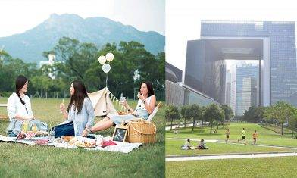 6月12日野餐Plan 首推添馬公園|新蚊野餐|
