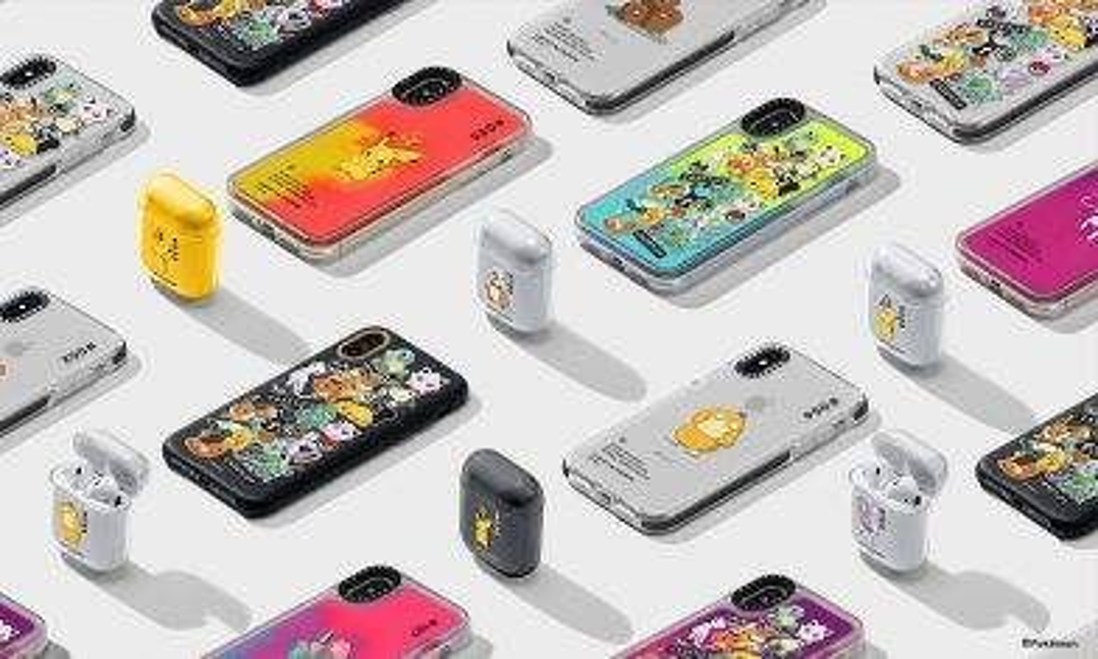 CASETiFY x Pokémon第二波聯乘系列來襲 151隻小精靈任你揀|新蚊Gadgets|