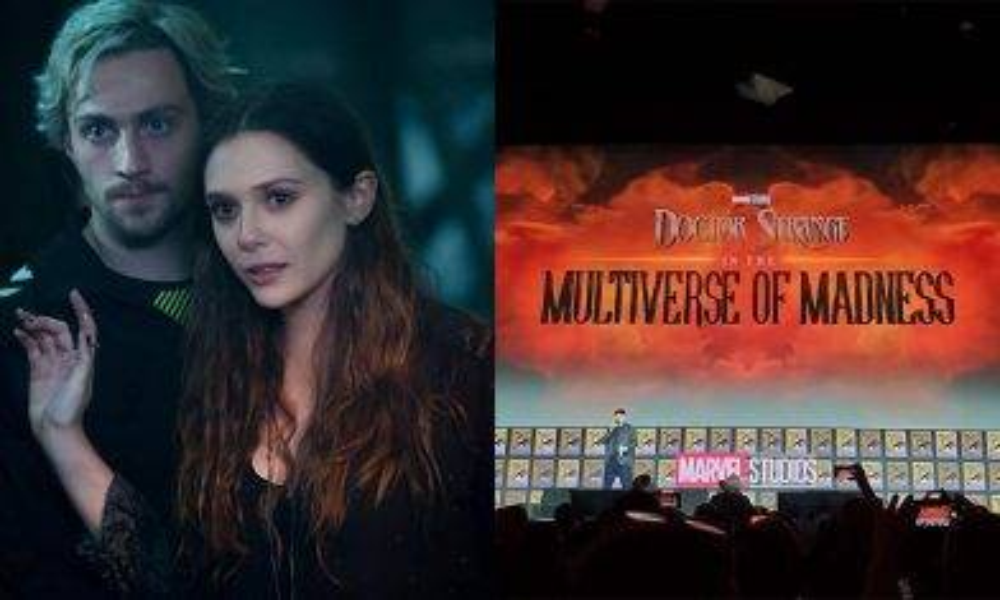 《奇異博士2》有機會見到佢?!快銀(Quicksilver)相隔4年後回歸MCU與紅女巫再度合體對抗外敵