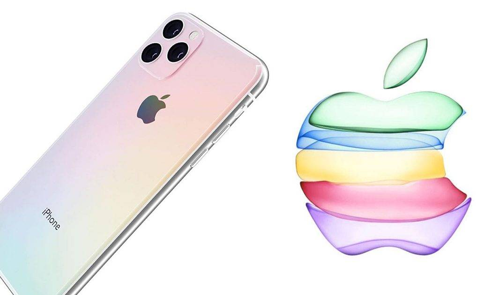 【Apple發布會2019】五色蘋果請柬有玄機?! iPhone 11疑推出夢幻彩虹新配色│新蚊Gadgets 