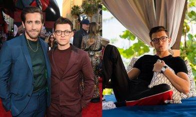 【蜘蛛俠決戰千里】Tom Holland直稱Jake Gyllenhaal做「husband」 拒與Deadpool合體!