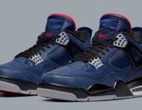 冬日專屬 Air Jordan 4 Retro WNTR Loyal Blue 寒冬藍配色 現正上架!