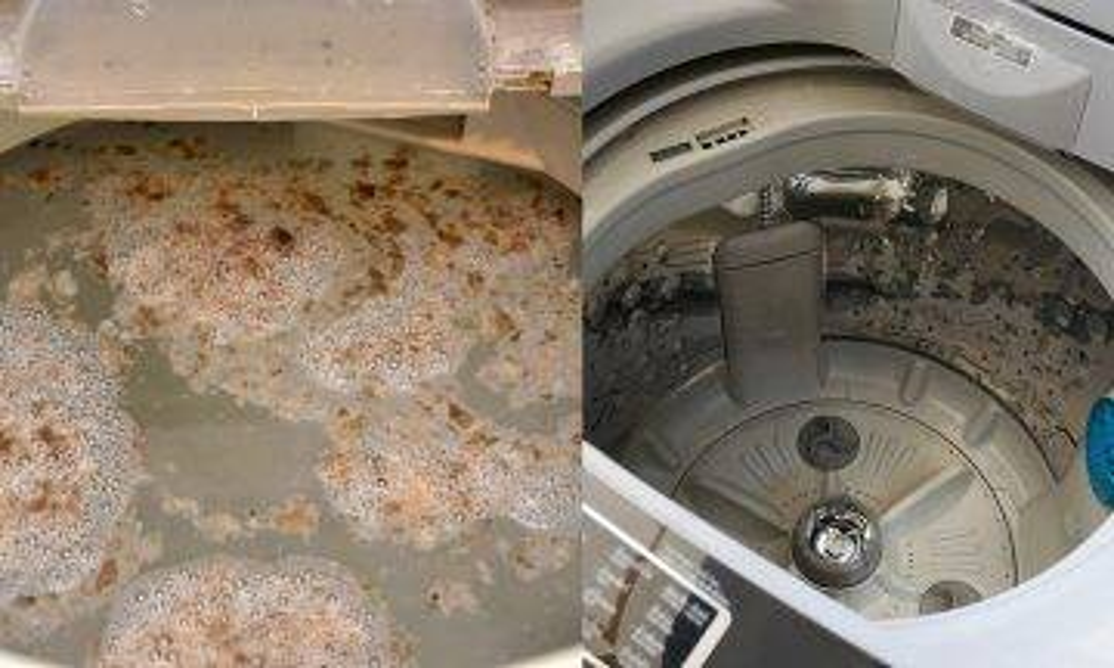 原來洗衣機分分鐘污糟過馬桶!3招必學!天然DIY洗衣機清洗攻略|真係架點解既好叻呀