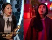 Awkwafina成《金球獎》史上首位亞裔影后 曾被中國網民鬧醜樣?!|食住花生等睇戲