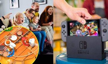 【Switch Party Game】8大Switch必玩Party Game中秋團圓梗要搵埋成班親朋好友一齊玩 │買了球鞋再買玩具