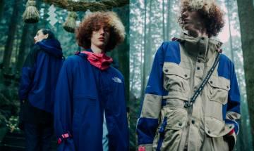The North Face必搶系列「KAZUKI Pink」 潮流教父倉石一樹設計 |早買早享受|