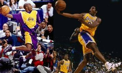 高比拜仁(Kobe Bryant)職業生涯中19對波鞋大回顧 每一對都有著不同時刻|頭號粉絲